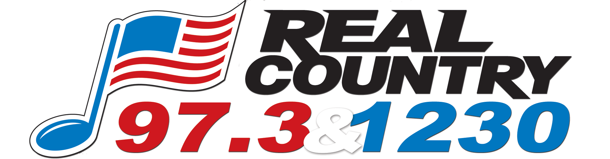 Real Country 1230 and 97.3 WHCO
